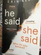 Review: He Said, She Said – Erin Kelly