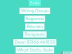 Writing groups return
